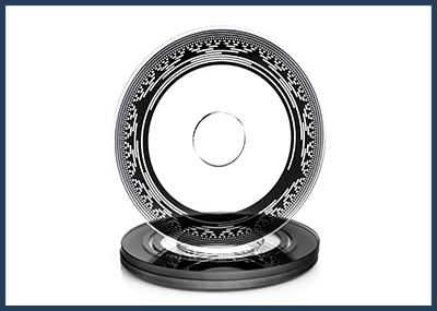 Glass Disc