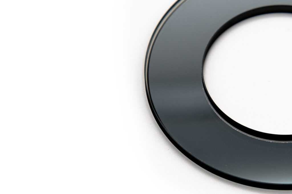 NG1 Black Glass Encoder Disc
