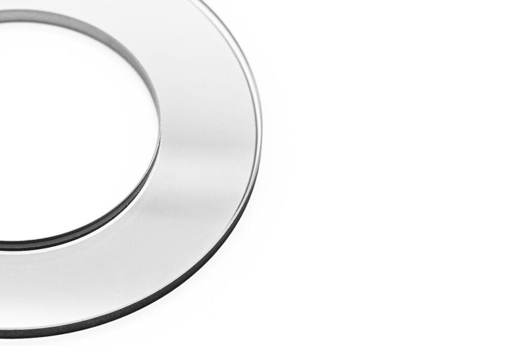 Quartz Glass Encoder Disc